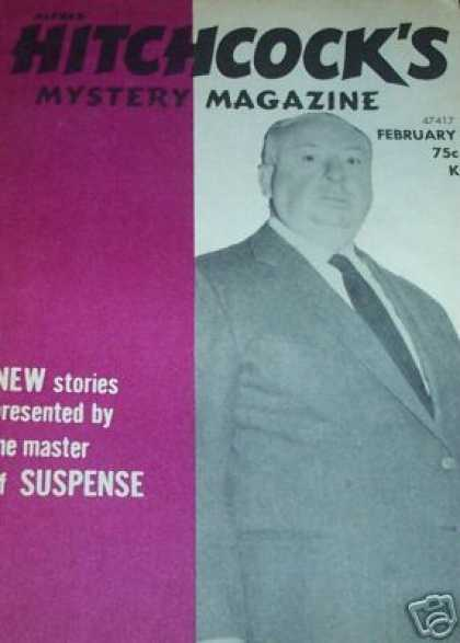Alfred Hitchcock's Mystery Magazine - 2/1973