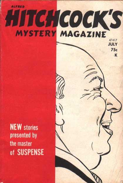 Alfred Hitchcock's Mystery Magazine - 7/1973