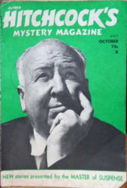 Alfred Hitchcock's Mystery Magazine - 10/1973