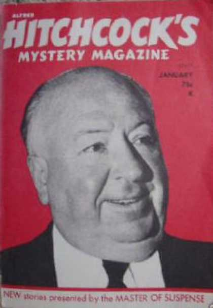 Alfred Hitchcock's Mystery Magazine - 1/1974