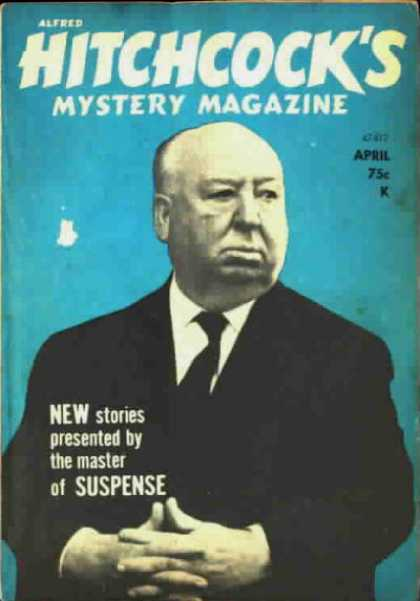 Alfred Hitchcock's Mystery Magazine - 4/1974