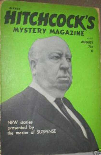 Alfred Hitchcock's Mystery Magazine - 8/1974