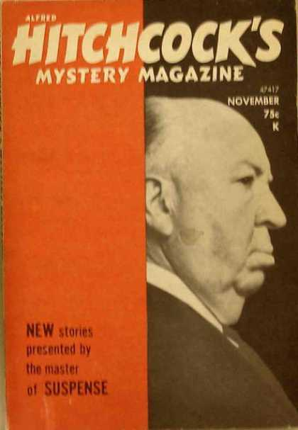 Alfred Hitchcock's Mystery Magazine - 11/1974