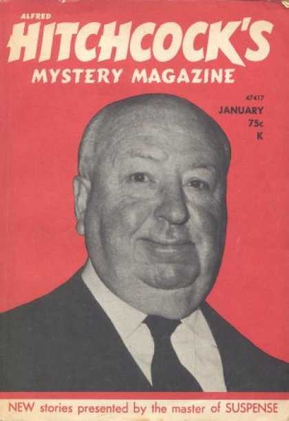 Alfred Hitchcock's Mystery Magazine - 1/1975