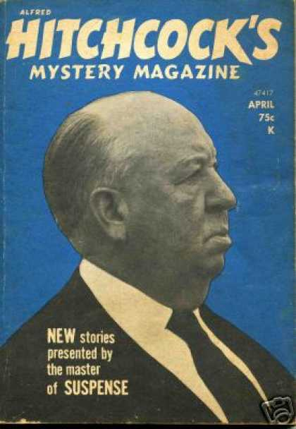 Alfred Hitchcock's Mystery Magazine - 4/1975