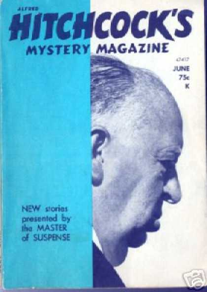 Alfred Hitchcock's Mystery Magazine - 6/1975