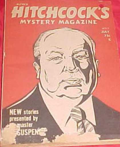 Alfred Hitchcock's Mystery Magazine - 7/1975