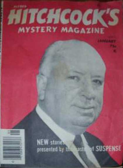 Alfred Hitchcock's Mystery Magazine - 1/1976