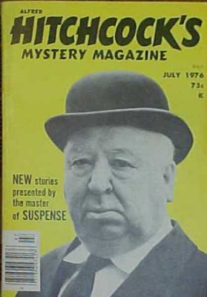 Alfred Hitchcock's Mystery Magazine - 7/1976