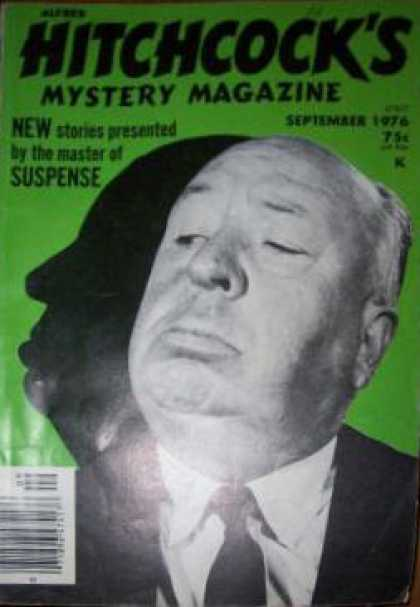 Alfred Hitchcock's Mystery Magazine - 9/1976