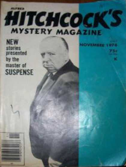Alfred Hitchcock's Mystery Magazine - 11/1976