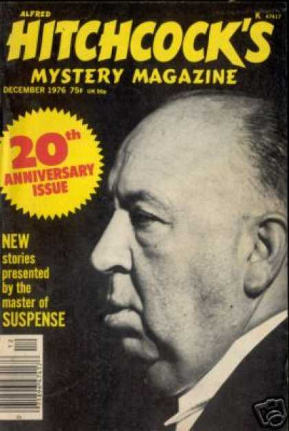 Alfred Hitchcock's Mystery Magazine - 12/1976