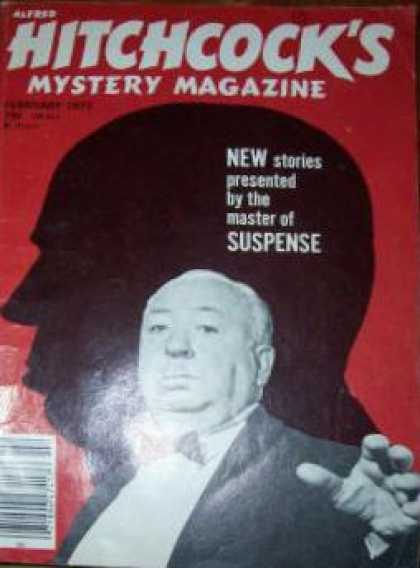 Alfred Hitchcock's Mystery Magazine - 2/1977