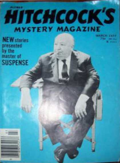 Alfred Hitchcock's Mystery Magazine - 3/1977