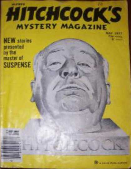 Alfred Hitchcock's Mystery Magazine - 5/1977