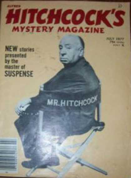 Alfred Hitchcock's Mystery Magazine - 7/1977