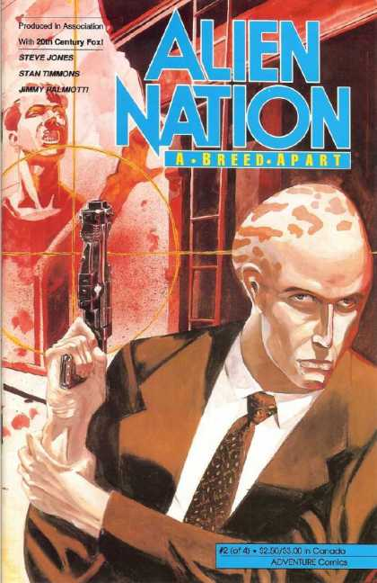 Alien Nation: A Breed Apart 2 - Steve Jones - Stan Timmons - Jimmy Ralmiotti - Gun - Target