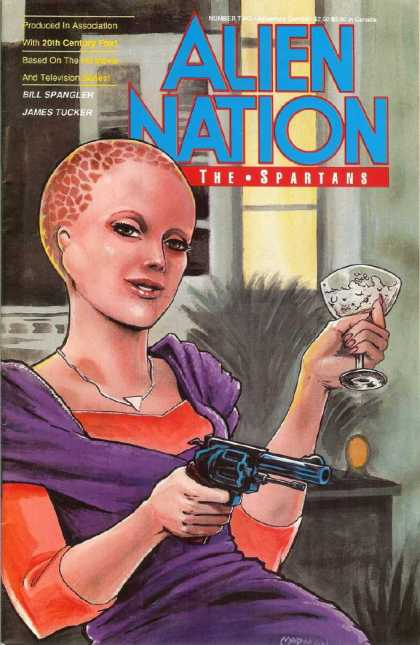 Alien Nation: The Spartans 2