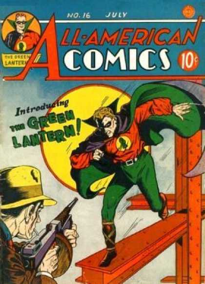 All-American Comics 16 - Sheldon Moldoff