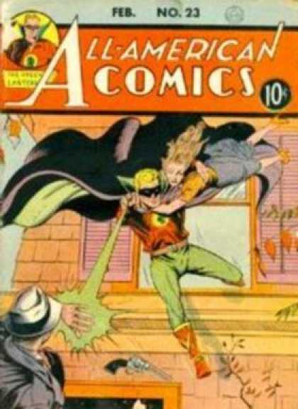All-American Comics 23 - Sheldon Moldoff