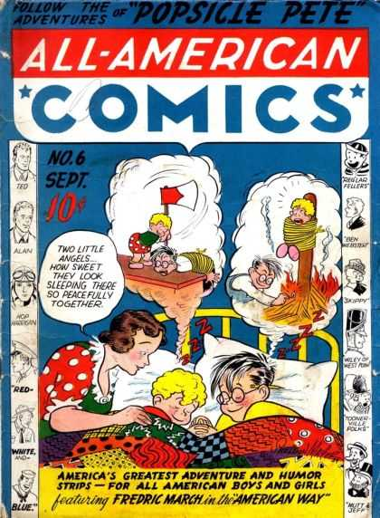 All-American Comics 6 - Sheldon Mayer