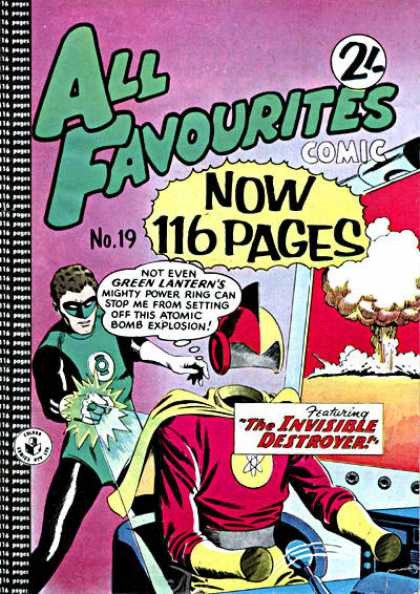All Favourites Comic 12