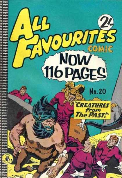 All Favourites Comic 13