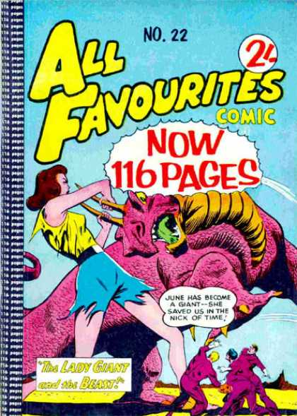 All Favourites Comic 15