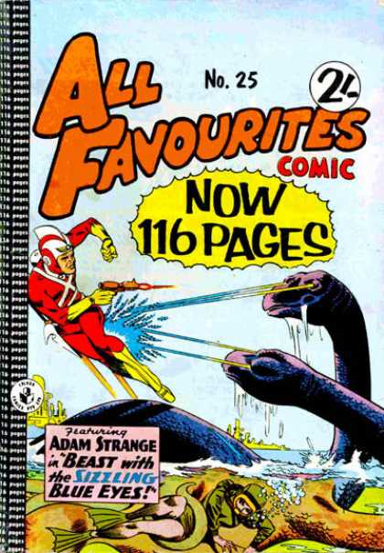 All Favourites Comic 18
