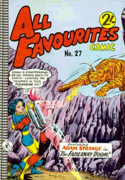 All Favourites Comic 19