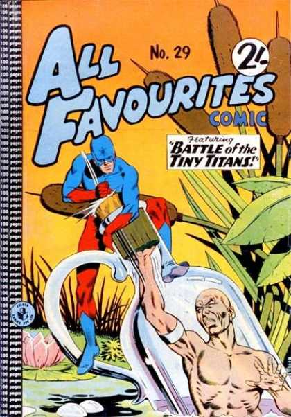 All Favourites Comic 20