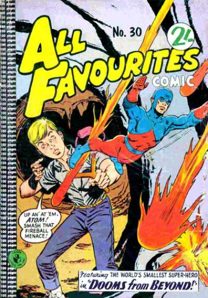 All Favourites Comic 21