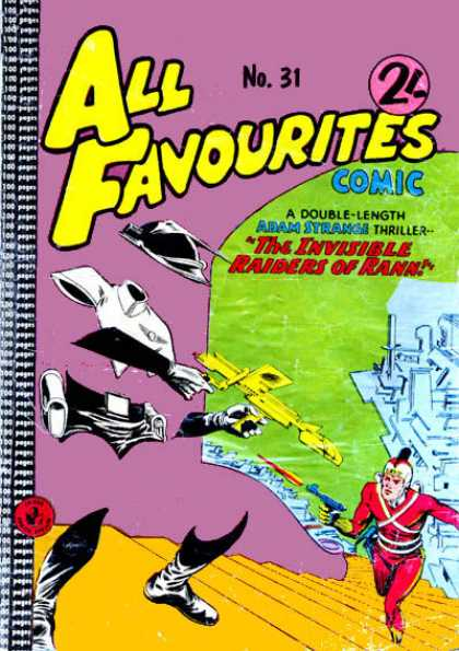 All Favourites Comic 22