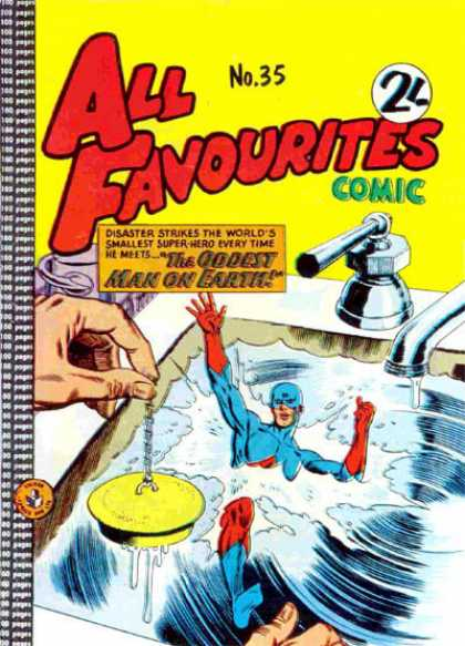 All Favourites Comic 24