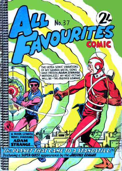 All Favourites Comic 26