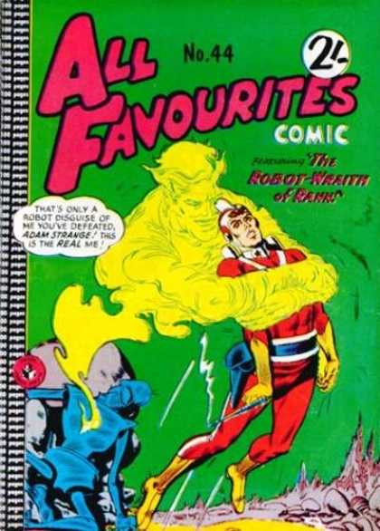 All Favourites Comic 30