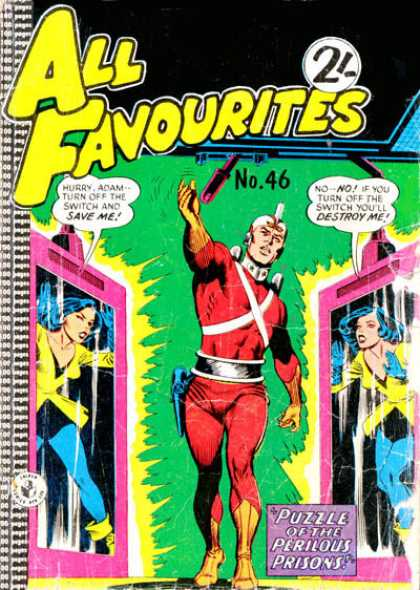 All Favourites Comic 31
