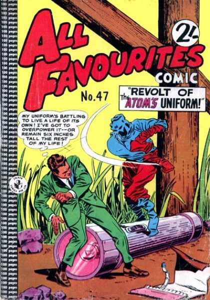 All Favourites Comic 32