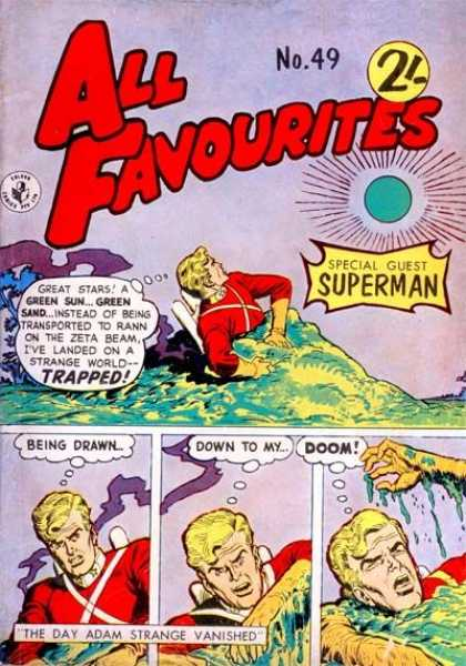 All Favourites Comic 34