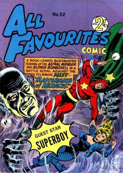 All Favourites Comic 37