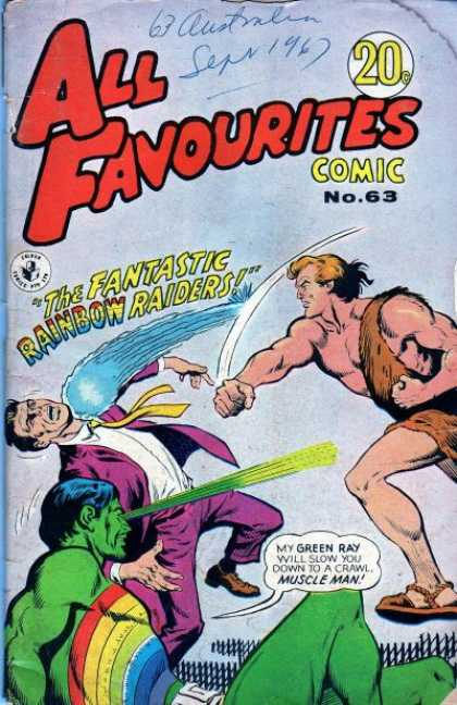 All Favourites Comic 40