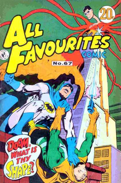 All Favourites Comic 41