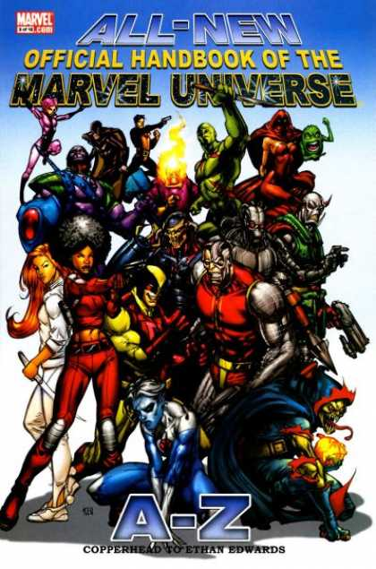 All-New Official Handbook of the Marvel Universe 3