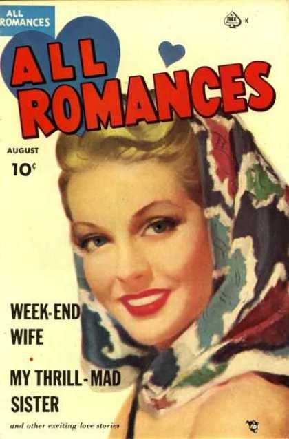 All Romances 6 - Sister - Week-end Wife
