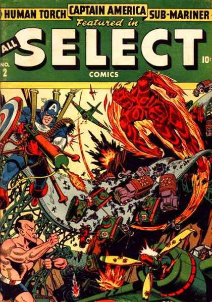 All Select Comics 2