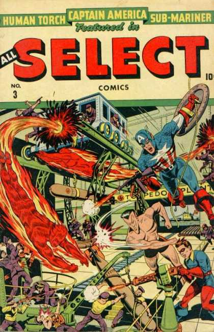 All Select Comics 3