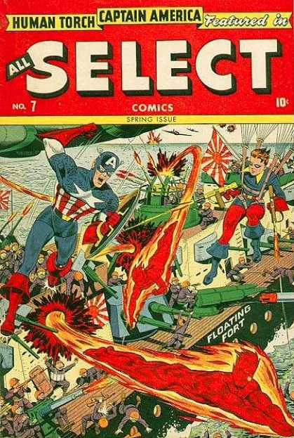 All Select Comics 7
