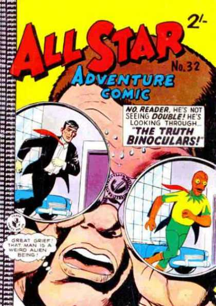 All Star Adventure Comic 32