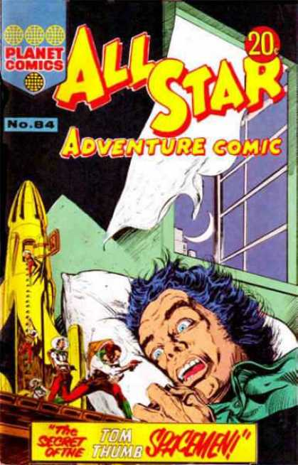 All Star Adventure Comic 84