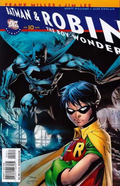 All-Star Batman & Robin, the Boy Wonder 10 - Alex Sinclair, Jim Lee